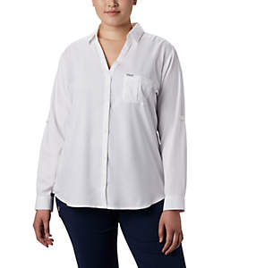 Women's PFG Armadale™ Long Sleeve Shirt - Plus Size