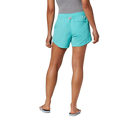 Women's PFG Tamiami™ Pull-On Shorts Tamiami™ Pull-on Short | 356 | M, Dolphin, back