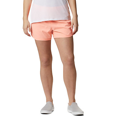 Women's PFG Tamiami™ Pull-On Shorts Tamiami™ Pull-on Short | 356 | M, Tiki Pink, front