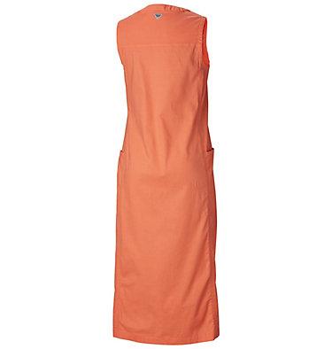 Robe longue en lin PFG Harborside™ pour femme Harborside™ Linen Maxi Dress | 867 | XS, Lychee, back