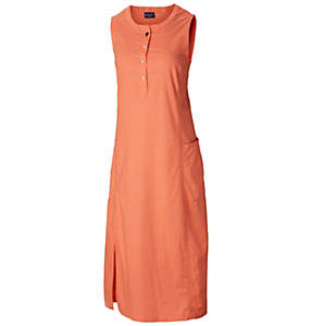 Women's PFG Harborside™ Linen Maxi Dress