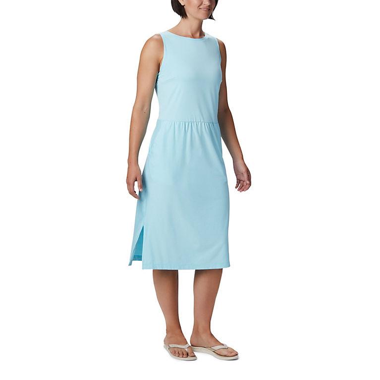 Moisture Wicking Fabric UV Sun Protection Columbia Womens PFG Reel Relaxed II Dress