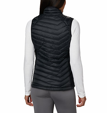 Powder Pass™ Damenweste Powder Pass™ Vest | 012 | XS, Black, back