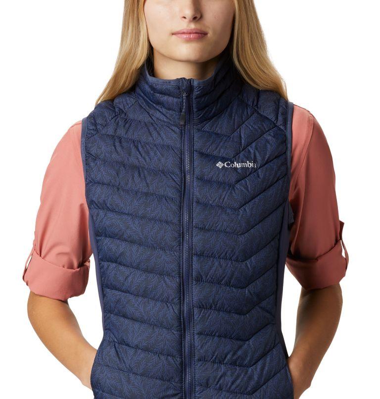 Powder Pass™ Vest | 467 | S Veste Sans Manches Powder Pass™ Femme, Nocturnal Ferny Ferns Print, a2