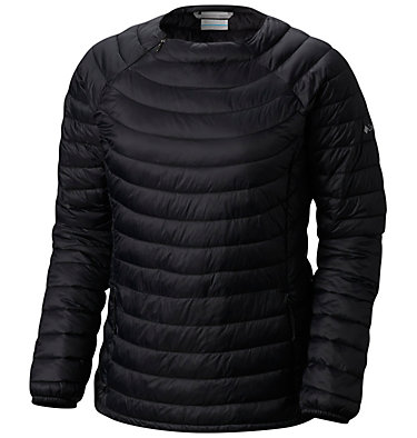 Powder Pass™ Pullover für Damen Powder Pass™ Pullover | 010 | L, Black, 3/4 front