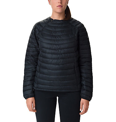 Powder Pass™ Pullover für Damen Powder Pass™ Pullover | 010 | L, Black, front
