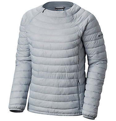 Powder Pass™ Pullover für Damen Powder Pass™ Pullover | 010 | L, Cirrus Grey, 3/4 front
