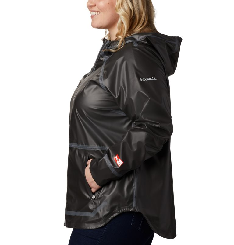 OutDry Ex™ Reversible II Jacket | 012 | 1X Women's OutDry Ex™ Reversible II Jacket - Plus Size, Black, a1