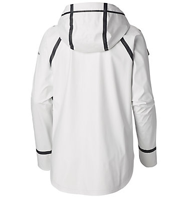 Women's OutDry Ex™ Reversible II Jacket - Plus Size OutDry Ex™ Reversible II Jacket | 012 | 1X, White, back
