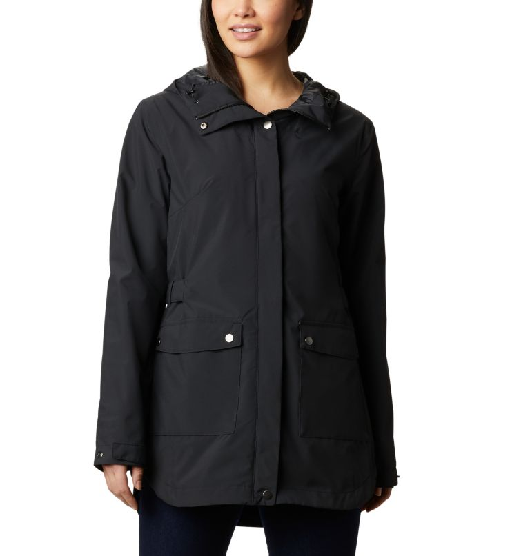 Women's Here And There™ Trench Jacket Women's Here And There™ Trench Jacket, front