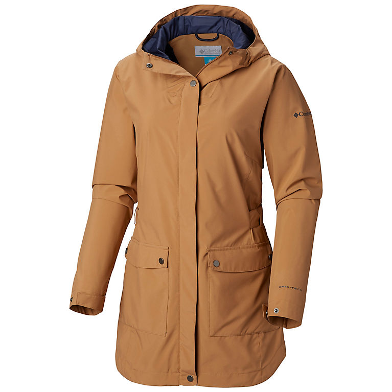 Women's Here And There™ Trench Jacket by Columbia Sportswear