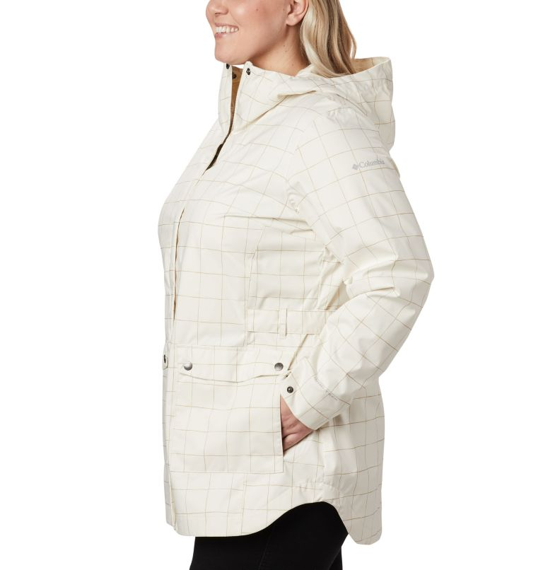Women's Here And There™ Trench Jacket—Plus Size Women's Here And There™ Trench Jacket—Plus Size, a1