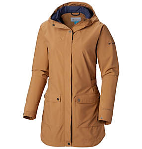 Women's Here And There™ Trench Jacket—Plus Size