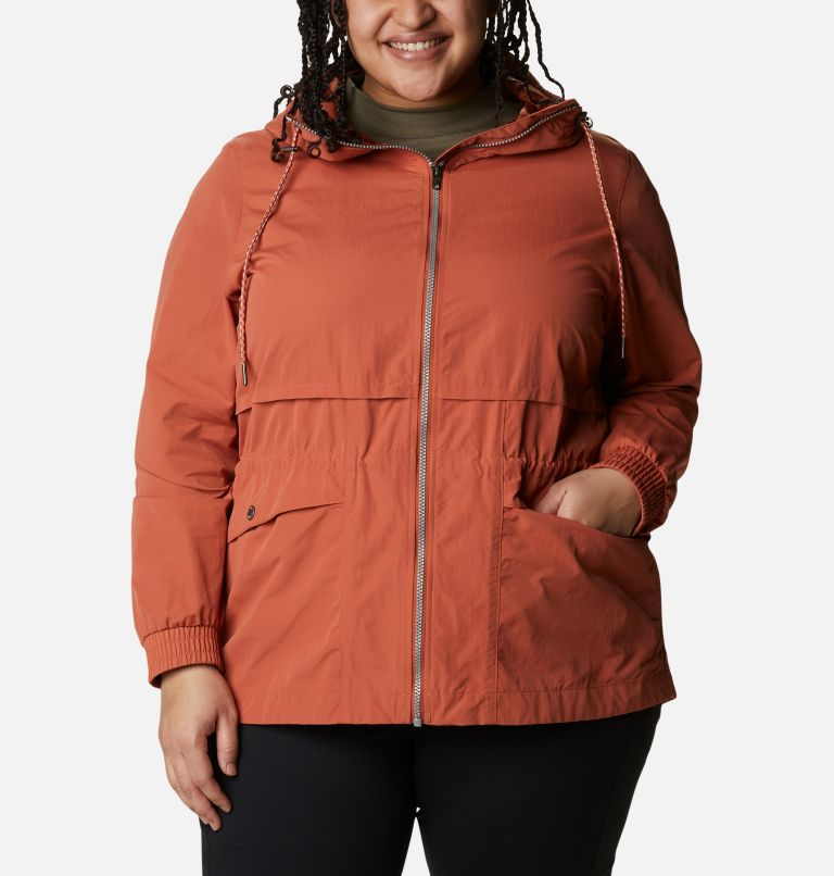 Manteau Day Trippin'™ pour femme – Grande taille Manteau Day Trippin'™ pour femme – Grande taille, front