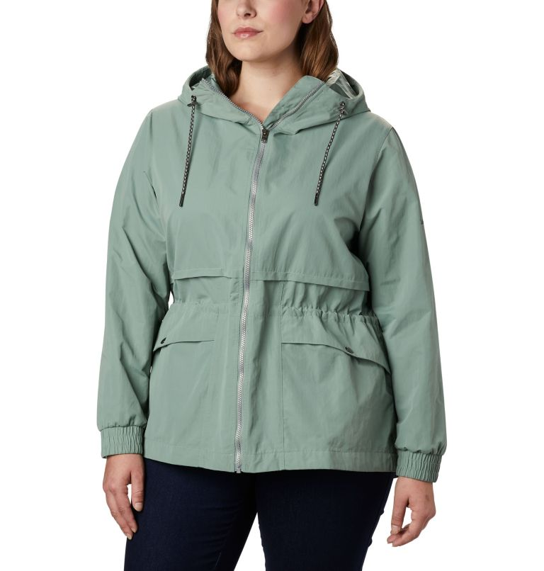 Women's Day Trippin'™ Jacket—Plus Size Women's Day Trippin'™ Jacket—Plus Size, front