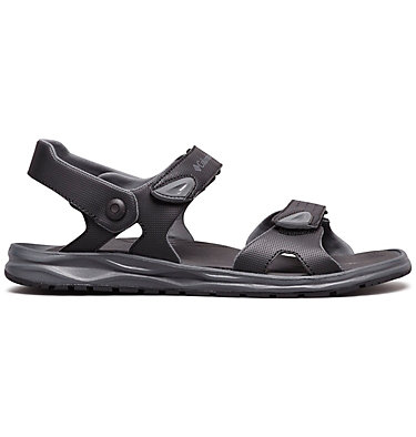 Men's Wayfinder™ 2 Strap Sandal WAYFINDER™ 2 STRAP | 010 | 10, Black, Graphite, front