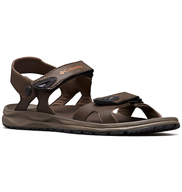 Men's Wayfinder™ 2 Strap Sandal WAYFINDER™ 2 STRAP | 010 | 10, Cordovan, Bright Copper, 3/4 front