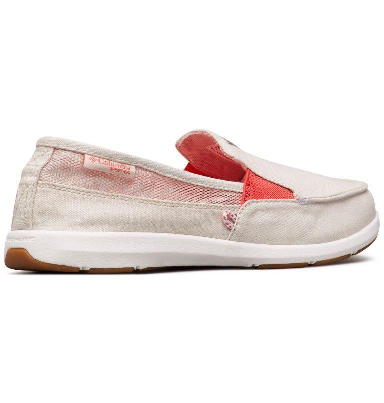 DELRAY™ II SLIP PFG | 102 | 9 Women's PFG Delray™ II Slip Shoe, Fawn, Red Coral, 3/4 back