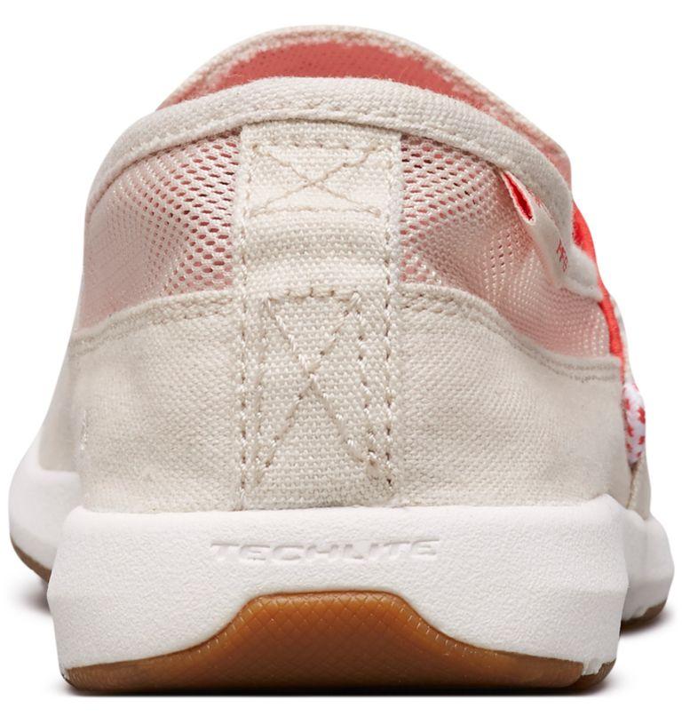 DELRAY™ II SLIP PFG | 102 | 7 Women's PFG Delray™ II Slip Shoe, Fawn, Red Coral, back