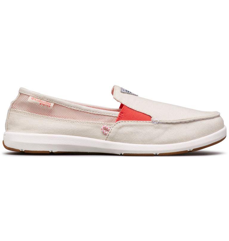 DELRAY™ II SLIP PFG | 102 | 8 Women's PFG Delray™ II Slip Shoe, Fawn, Red Coral, front