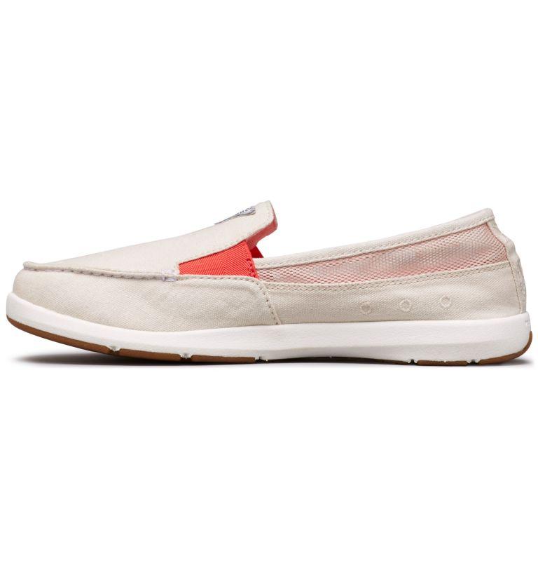 DELRAY™ II SLIP PFG | 102 | 8 Women's PFG Delray™ II Slip Shoe, Fawn, Red Coral, medial