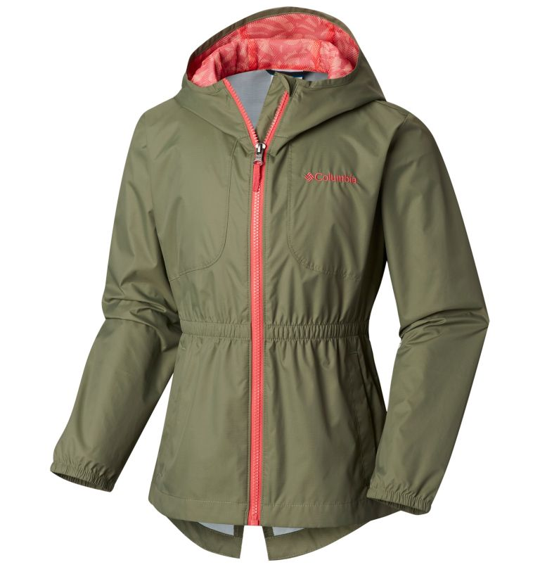 Girls' Dollia™Rain Jacket Girls' Dollia™Rain Jacket, front