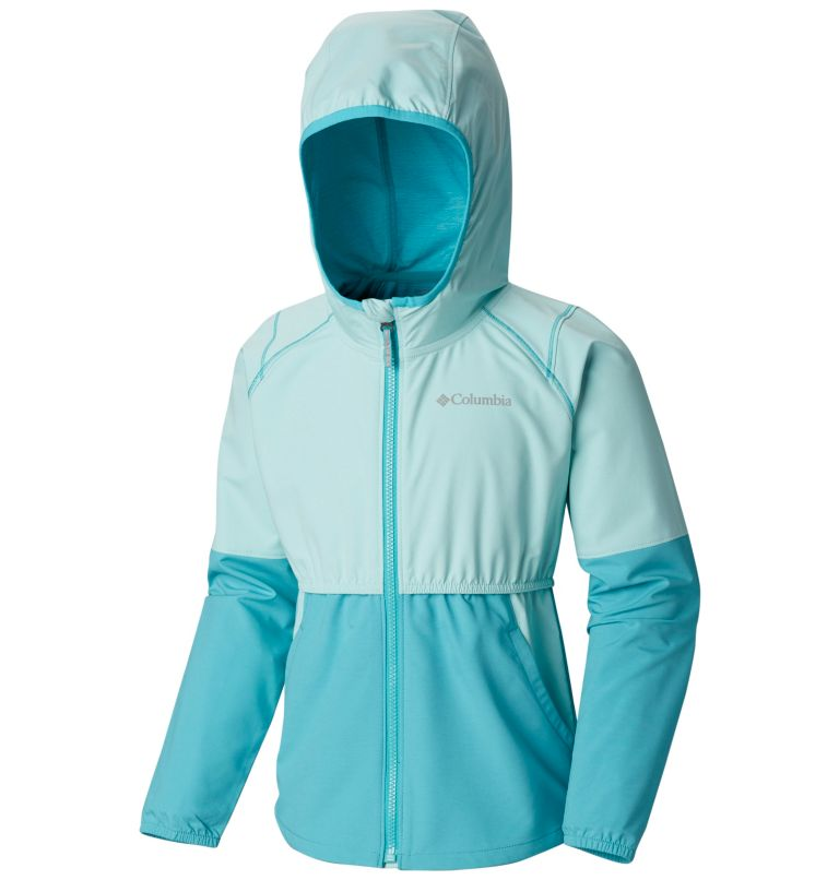 Girls' Hidden Canyon™ Softshell Jacket Girls' Hidden Canyon™ Softshell Jacket, a1