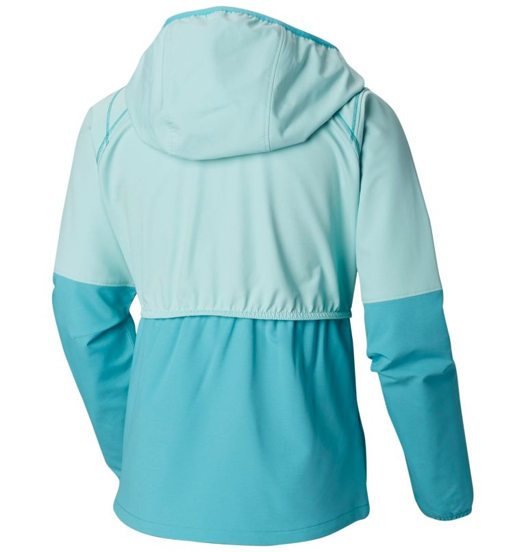 Girls' Hidden Canyon™ Softshell Jacket Girls' Hidden Canyon™ Softshell Jacket, back