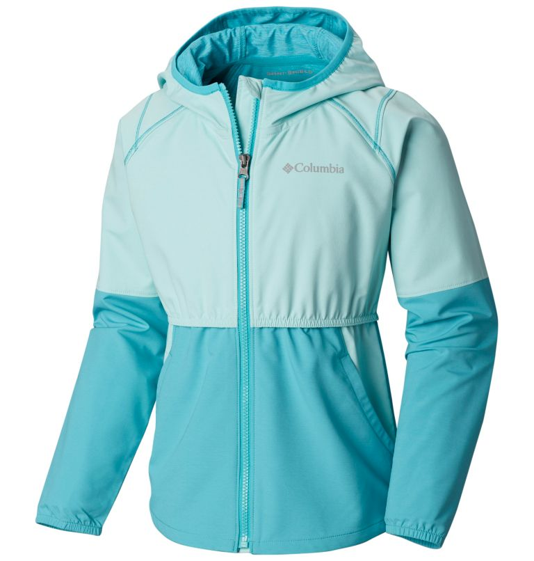 Girls' Hidden Canyon™ Softshell Jacket Girls' Hidden Canyon™ Softshell Jacket, front