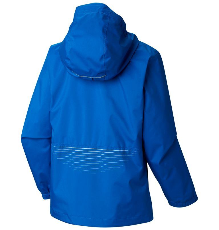 Boys' Splash S'more™ Rain Jacket Boys' Splash S'more™Rain Jacket, back