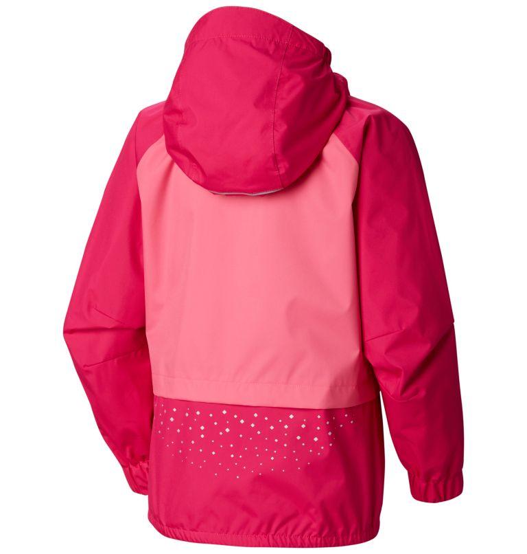 Girls' Splash S'more™ Rain Jacket Girls' Splash S'more™ Rain Jacket, back