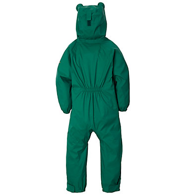 Infant Kitteribbit™ Rain Suit Kitteribbit™ Rain Suit | 358 | 0/3, Ivy Green, Cyber Green, back