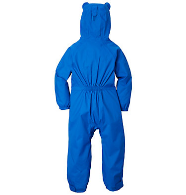Infant Kitteribbit™ Rain Suit Kitteribbit™ Rain Suit | 358 | 0/3, Super Blue, Collegiate Navy, back
