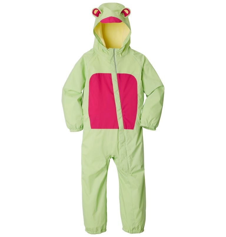 Toddler Kitteribbit™ Rain Suit Toddler Kitteribbit™ Rain Suit, front
