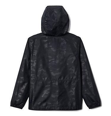 Kids' Pixel Grabber™ Reversible Jacket Pixel Grabber™ Reversible Jacket | 638 | L, Black Camo, back