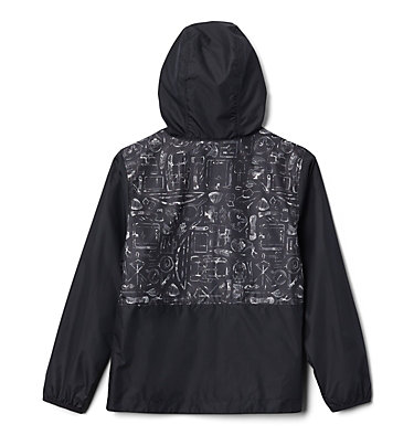 Kids' Pixel Grabber™ Reversible Jacket Pixel Grabber™ Reversible Jacket | 612 | L, Black Camp Supplies, back