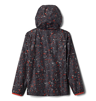 Kids' Pixel Grabber™ Reversible Jacket Pixel Grabber™ Reversible Jacket | 638 | L, Shark Camp Supplies, back
