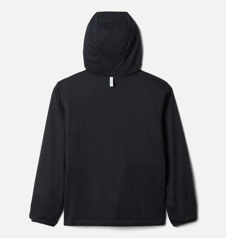 Pixel Grabber™ Reversible Jacket | 013 | XS Kids' Pixel Grabber™ Reversible Jacket, Black Trad Camo, a2