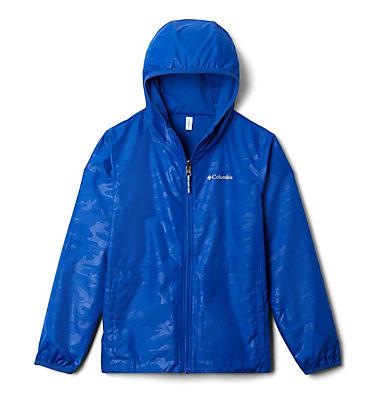 Kids' Pixel Grabber™ Reversible Jacket Pixel Grabber™ Reversible Jacket   638   L, Azul Camo, front