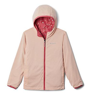 Kids' Pixel Grabber™ Reversible Jacket Pixel Grabber™ Reversible Jacket | 638 | L, Rouge Pink Splatter, a1