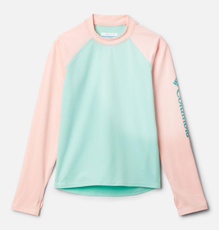 Kids' Sandy Shores™Long Sleeve Sunguard Shirt Kids' Sandy Shores™Long Sleeve Sunguard Shirt, front