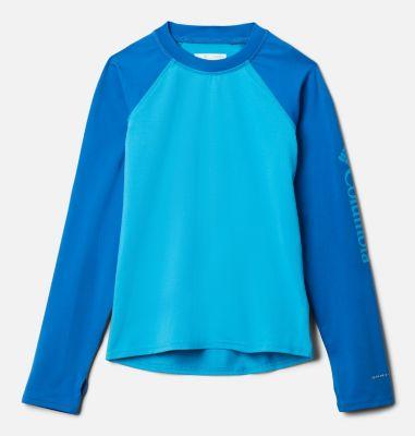 Kids' Sandy Shores™Long Sleeve Sunguard Shirt | Columbia Sportswear