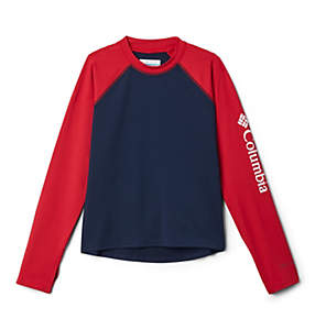 Kids' Sandy Shores™ Long Sleeve Sunguard Shirt