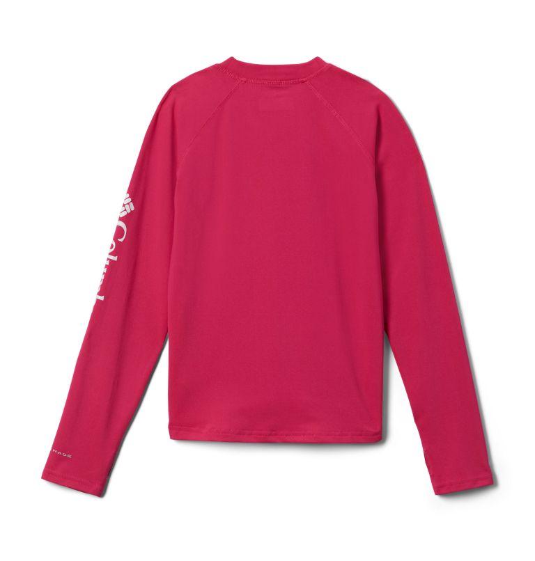 Youth Sandy Shores™ Long Sleeve Sunguard Shirt Youth Sandy Shores™ Long Sleeve Sunguard Shirt, back
