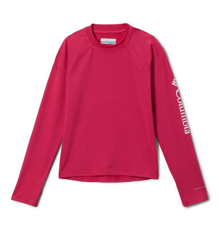 Youth Sandy Shores™ Long Sleeve Sunguard Shirt Youth Sandy Shores™ Long Sleeve Sunguard Shirt, front