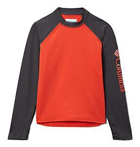 Kids' Sandy Shores™Long Sleeve Sunguard Shirt