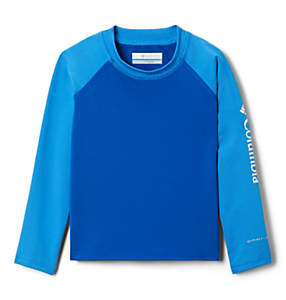 Kids' Toddler Sandy Shores™ Long Sleeve Sunguard Shirt