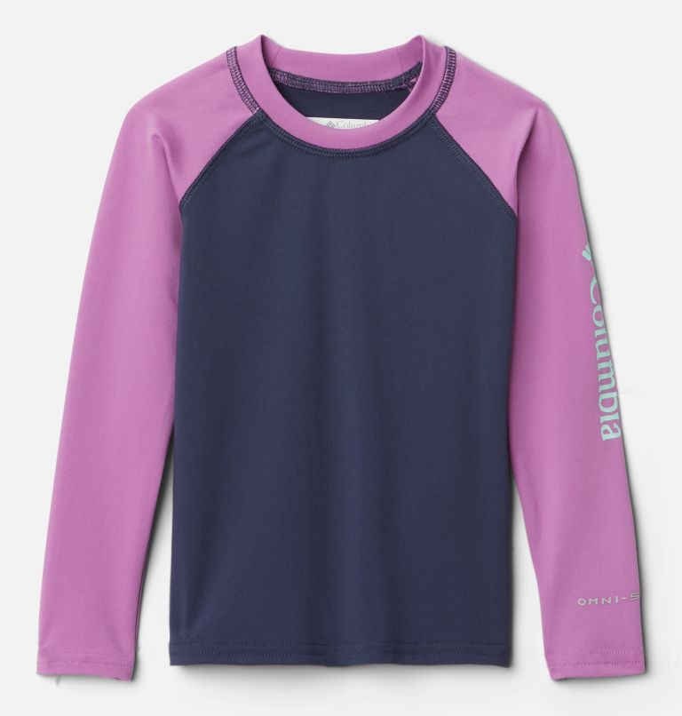 Kids' Toddler Sandy Shores™ Long Sleeve Sunguard Shirt Kids' Toddler Sandy Shores™ Long Sleeve Sunguard Shirt, front