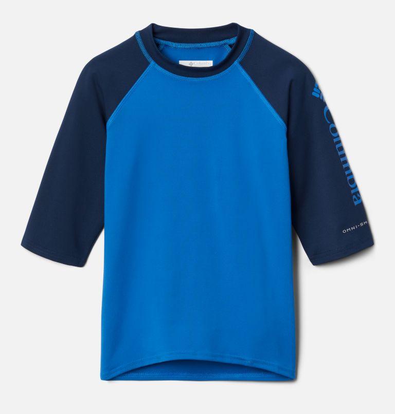 Sandy Shores™ pour enfantHaut manches courtes à protection solaire Sandy Shores™ pour enfantHaut manches courtes à protection solaire, front