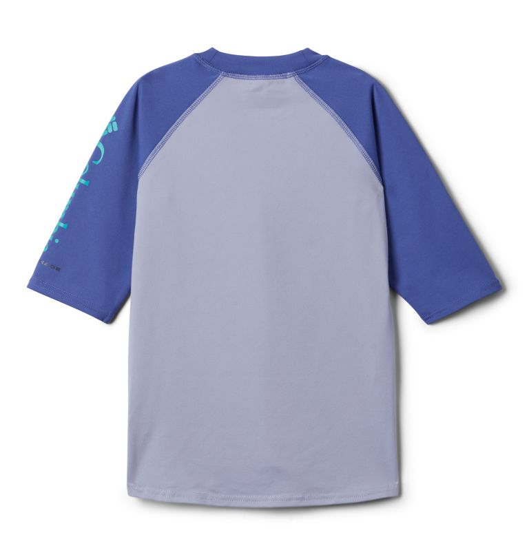 Kids' Sandy Shores™ Short Sleeve Sunguard Shirt Kids' Sandy Shores™Short Sleeve Sunguard Shirt, back